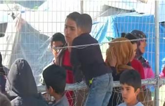 """بالفيديو.. تجاوزت أعدادهم مليون لاجئ: """"الأمم المتحدة"""" تندد باحتجاز المهاجرين في أوروبا"""
