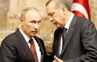 الكرملين: بوتين وأردوغان يناقشان الجهود الثنائية بشأن سوريا