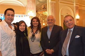 بالصور ..رموز المجتمع وشيوخ قبائل سيناء فى أمسية رمضانية على النيل