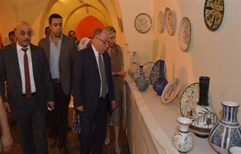بالصور.. النمنم: مصر بلد غنية بتراثها.. والتقليد أخطر ما يواجه الصناعات التراثية