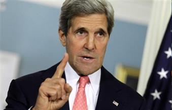 كيري يجتمع مع الدبلوماسيين المعارضين للسياسة الأمريكية تجاه سوريا
