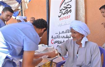 """فحص 16 ألف مواطن في ثاني أيام مبادرة الرئيس السيسي للقضاء على """"فيروس سي 2020"""""""