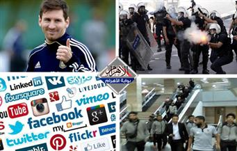وصول بعثة الأهلي.. حجب مواقع التواصل الاجتماعي.. تفريق مظاهرات إسطنبول بنشرة السادسة