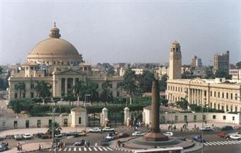"""""""سحور جامعة القاهرة"""" بحضور 10 آلاف طالب .. وعربات لـ""""الفول والكبدة"""" أمام القبة"""
