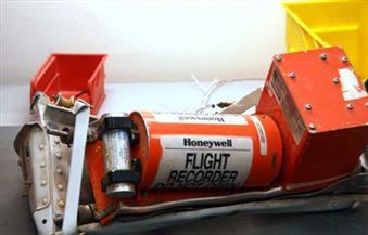 لجنة التحقيق: تفريغ معلومات الصندوقين الأسودين لطائرة مصر للطيران عقب الاختبارات الكهربائية لوحدات الذاكرة