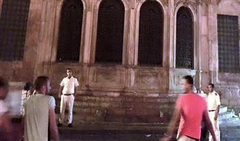 """التميمي يشعل مواقع التواصل بواقعة """"الشرطة الدينية في شارع المعز"""".. والداخلية تعتذر"""