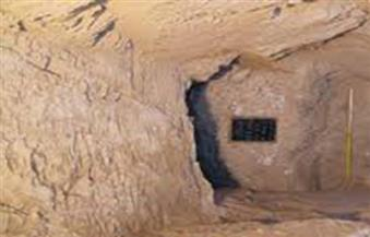 العثور على مقبرة أثرية تعود للعصر الروماني أسفل ورشة بلاط بكوم أمبو بأسوان