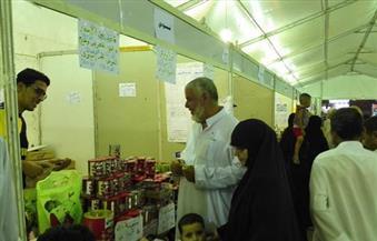 """محافظ أسوان يفتتح عددًا من معارض """"أهلًا رمضان"""" لتوفير السلع الغذائية بأسعار مخفضة"""
