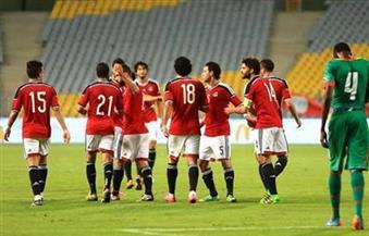 منتخب مصر يستعد لمواجهة مالي غدًا