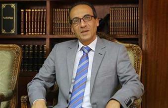 """الحاج علي: اتفاقية تعاون بين معرض القاهرة الدولي للكتاب و""""فرانكفورت"""" لتبادل الأجنحة مجانا"""