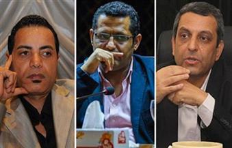 جنح قصر النيل تقضي بحبس  قلاش وعبد الرحيم والبلشي سنة مع وقف التنفيذ لمدة 3 أعوام