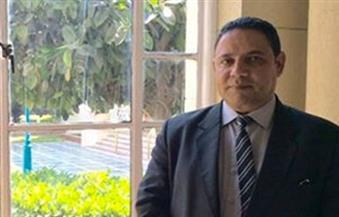 جمال عبدالله وكيلا للإدارة التعليمية في الخارجة