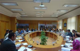 اجتماع مجلس تطوير الأداء الجامعي بجامعة كفرالشيخ لمناقشة خطط تطوير التعليم