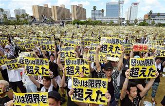 بكين تحث واشنطن على فعل المزيد لاستقرار المنطقة بعد احتجاجات الآلاف ضد قواعدها باليابان