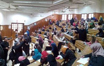 نائب رئيس جامعة الإسكندرية: الامتحانات اتسمت بالهدوء.. ورصد 572 حالة غش