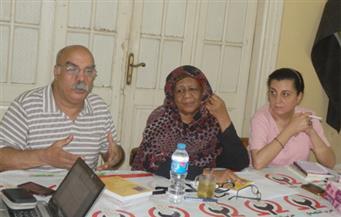 بالصور.. نقاد وكُتّاب: السودانية بثينة خضر مكي رسّخت للملمح العربي القومي عبر إبداعها