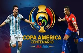 اليوم .. الأرجنتين وأمريكا في نصف نهائى كوبا أمريكا 2016