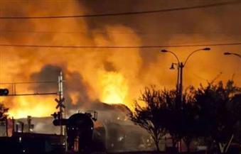 مقتل أكثر من 20 شخصا في انفجار مخزن ذخيرة شرق طرابلس في ليبيا