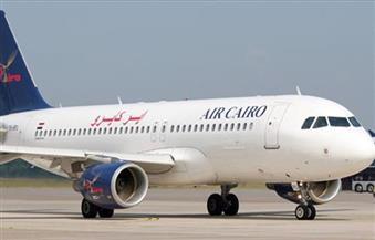 مصدر بوزارة الطيران: الراكب الذي حاول اقتحام كابينة طائرة إيركايرو مريض نفسيًا
