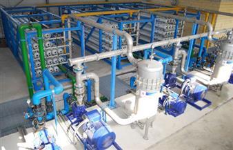 """تنفيذ المرحلة الثانية بـ """"مياه 6 أكتوبر"""" بطاقة 400 ألف م3 .. ومحطة المعالجة الثلاثية للصرف الصحي"""