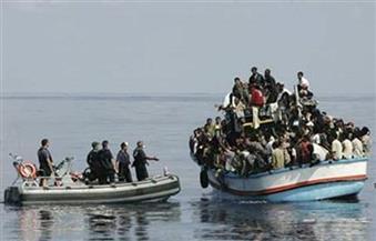 على متنها 300 شخص.. غرق مركب هجرة غير شرعية بسواحل البحيرة.. وحرس الحدود تنتشل 30 جثة