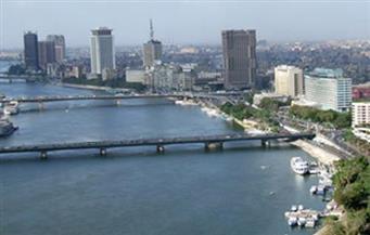 """""""الأرصاد"""" تنشر رسما بيانيا لدرجات الحرارة على القاهرة لمدة أسبوع"""