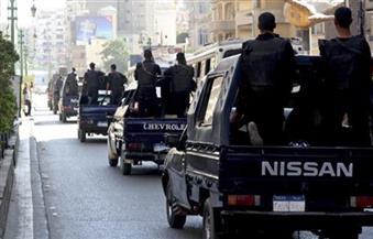 ضبط 17 قطعة سلاح فى حملة أمنية بأسيوط