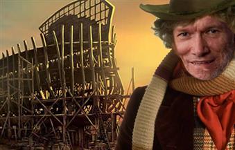 بالفيديو.. قس أمريكى يعيد بناء سفينة نوح ويحرم المسلمين من ركوبها
