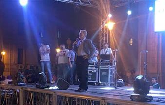 بالصور.. جامعة القاهرة تقيم أول حفل سحور في تاريخها.. ونصار ينقل للطلاب تحيات الرئيس السيسى