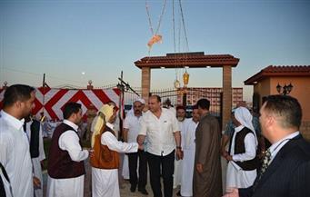 مديرية أمن مطروح تقيم حفل إفطار جماعي بمناسبة ذكري غزوة بدر