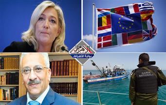 حال التخطيط في مصر ..يوم حزين لأوروبا.. الناجون من الغرق.. فرنسا على خطى بريطانيا..نشرة التاسعة