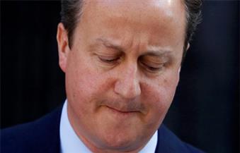 كاميرون يغالب دموعه: البريطانيون تجاهلوا مناشدتى البقاء .. وعليهم أن يختاروا قيادة جديدة