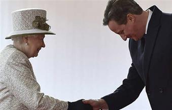 كاميرون يجتمع مع الملكة إليزابيث بعد خروج بريطانيا من الاتحاد الأوروبي