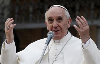 """البابا فرنسيس: العالم في """"حالة حرب"""" لكنها ليست دينية"""