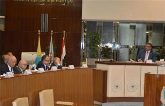 """خلال اجتماع """"القابضة للكيماويات"""".. الشرقاوي يطالب بسرعة ضخ استثمارات في الشركات المتعثرة"""