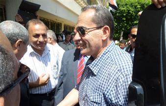 وزير الزراعة من كفرالشيخ: خطة قومية لزراعة مليون فدان ذرة صفراء