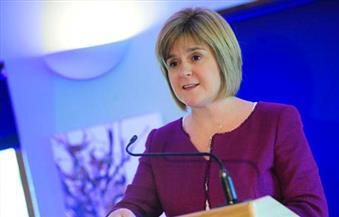 رئيسة وزراء إسكتلندا تطلب الموافقة على استفتاء ثانٍ للاستقلال عن بريطانيا