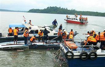 """""""الإنقاذ البحري"""": غرق سفينة خدمات بترولية برأس غارب"""