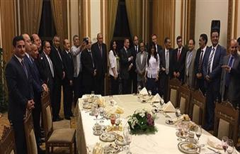 وزير الخارجية مُعجب بمسلسلات رمضان.. مصر لديها قدرات إبداعية ضخمة