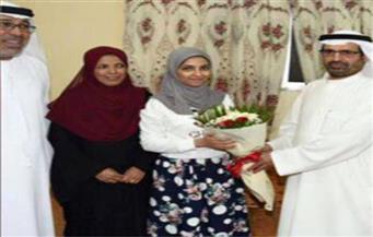 """المصرية الأولى """"أدبي"""" على الثانوية العامة بالإمارات لـ """"بوابة الأهرام"""": فكر مصطلح كليات القمة """"تخلف"""""""