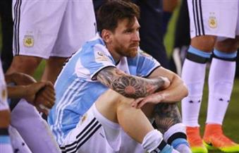 """بسبب خسارة رابع نهائي.. ميسي يعلن اعتزال اللعب الدولي مع منتخب الأرجنتين وصدمة في """"التانجو"""""""