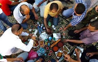 """""""الداخلية"""" تقيم حفل إفطار لمصابي الشرطة"""