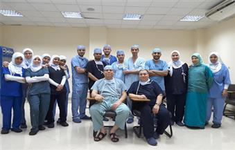 نجاح عمليتين جديدتين لزراعة الكلى بمستشفيات أسيوط الجامعية