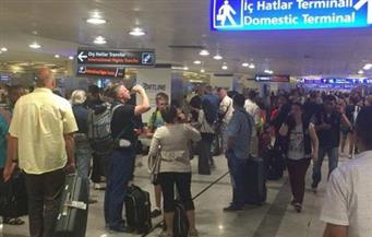 انفوجراف.. خطوة بخطوة كيف حدث تفجير مطار إسطنبول؟