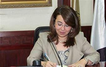 غادة والي : حجاج الجمعيات الأهلية بخير.. ووثيقة مؤقتة لسيدة فقدت جواز سفرها