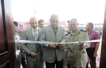 بالصور.. افتتاح قاعة المؤتمرات والاجتماعات بإدارة قوات أمن أسوان
