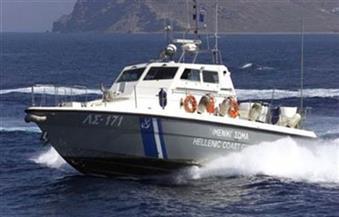 إنقاذ 131 مهاجرًا قبالة الشاطىء الغربي لليونان