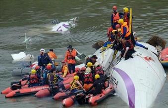 خطأ طيار السبب في تحطم طائرة ركاب تايوانية العام الماضي
