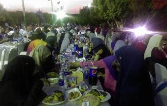 بالصور.. 102 دولة على مائدة  إفطار جامعة الأزهر