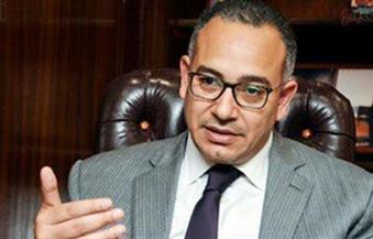 درويش :توقيع اتفاقيتى تعاون بين الصندوق ومحافظة الإسكندرية بتكلفة 32.4 مليون جنيه